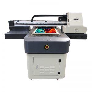 a4 размер цифров uv печатна машина pvc платно кърпа кожен принтер