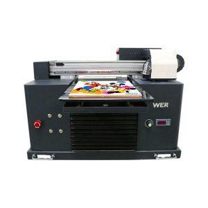 a4 uv принтер универсален плосък принтер релефна телефон покритие t риза печат
