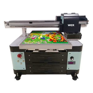 a2 размер uv плосък принтер за метал / телефон случай / стъкло / писалка / чаша