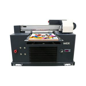 гореща продажба използва фокус мобилен случай директна струя a4 UV принтер Китай