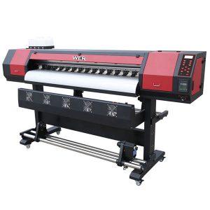 2880 * 1440dpi dx5 печатаща глава 420 * 800mm еко принтер за разтворители