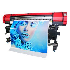 Еко-разтворител мастилено-струен принтер с висока скорост на трансфер