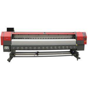 2019 нов тип dx5 eco разтворител принтер flex банер винил печатна машина