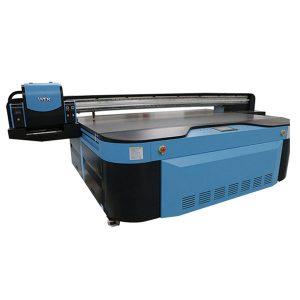 Често задавани въпроси 1. На какви материали може да се разпечатва UV принтерът? принтерите са мултифункционални принтери: могат да печатат върху всякакви материали като калъф за телефон, кожа, дърво, пластмаса, акрил, писалка, топка за голф, метал, керамика, стъкло, текстил и тъкани и др. ефект на щамповане на печат? Да, той може да отпечатва ефект на щамповане, за повече информация или снимки на образци, моля свържете се с нашия представител. 3.Дали трябва да се напръска предварително покритие? Уф-принтерът Haiwn може да отпечата директно белите мастила и няма нужда от предварително покритие. 4.Как можем да започнем да използваме принтера? Ще изпратим ръчно и обучаващо видео с пакета на принтера. Преди да използвате машината, моля, прочетете ръководството и гледайте видеото за преподаване и действайте стриктно като инструкции. Ние също така ще предложим отлично обслужване чрез предоставяне на безплатна техническа поддръжка онлайн. 5.Какво е гаранцията? Нашата фабрика за една година гаранция: всички части (с изключение на печатаща глава, мастилници и касети с мастило) въпроси за нормална употреба, ще предостави нови в рамките на една година (без разходи за доставка). Над една година се таксува само по цена. 6. каква е цената на печата? Обикновено мастилото от 1,25 мл може да поддържа печат на изображение с пълен размер А3. Разходите за печат са много ниски. 7.how мога да коригирам височината на печат? Принтерът Haiwn инсталира инфрачервен сензор, така че принтерът да може да открие височината на печатаните обекти автоматично. 8. Къде мога да купя резервни части и мастила? Нашата фабрика също предлага резервни части и мастила, можете да си купите от нашата фабрика директно или други доставчици на местния пазар. 9.Какво е поддръжката на принтера? За поддръжката Ви препоръчваме да включите принтера веднъж дневно. Ако не използвате принтера повече от 3 дни, моля, почистете печатащата глава с почистваща течност и поставете защитните касети на принтера (защитните касети 