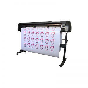 винил стикер настолен режещ плотер WER-HX720