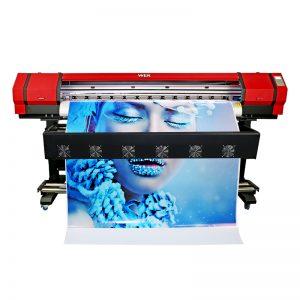тениски текстилен цифров текстил широк формат сублимационен принтер WER-EW160